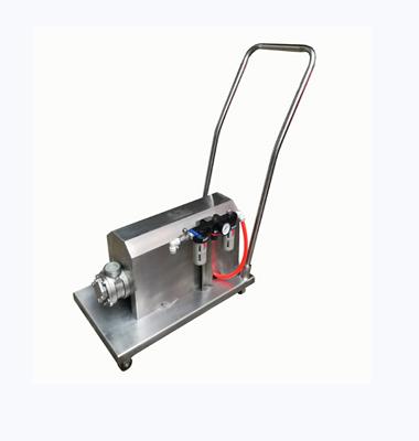 气动齿轮泵
