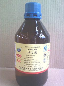 冰乙酸AR500ml