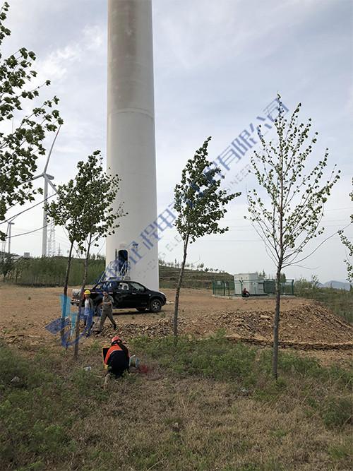 风机组检测