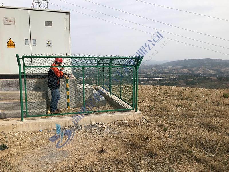 风力发电箱变防雷检测