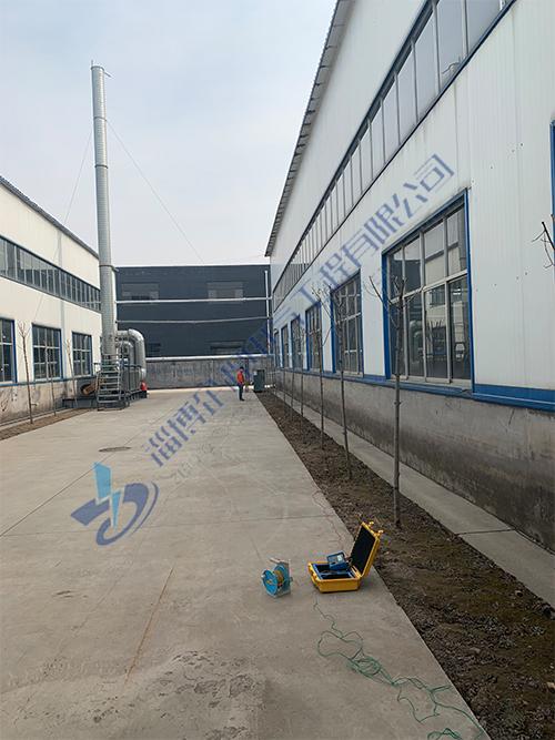 大型制造企业防雷检测