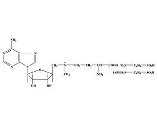 1,4-丁二磺酸腺苷蛋氨酸