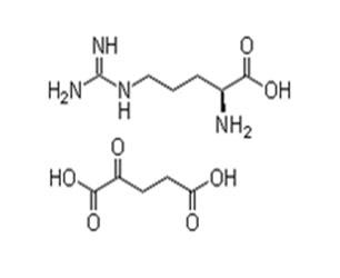 L-精氨酸 alpha-酮戊二酸 (1:1)