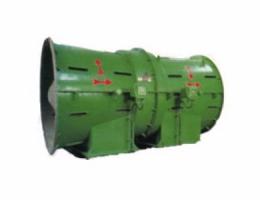FBDCZ系列煤礦防爆抽出式對旋軸流通風機
