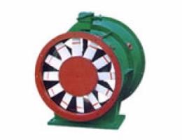 BK系列礦用風機