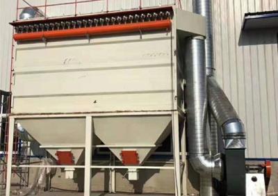 LYDZⅡ型圓筒低壓直噴脈沖袋式除塵器