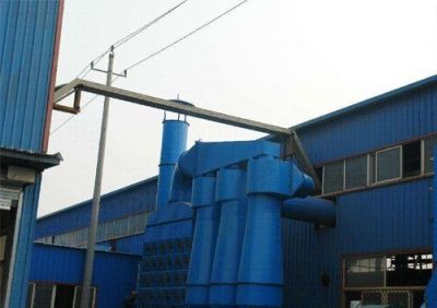 LFEF系列玻纖袋除塵器
