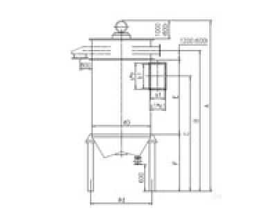 LMW-N室内型脉动微震除尘器