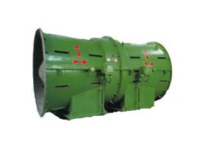 FBDCZ系列煤矿防爆抽出式对旋轴流通风机