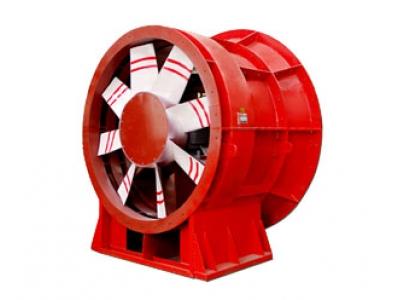 新一代K DK 系列矿用节能风机