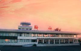 Anshan airport perimeter monit