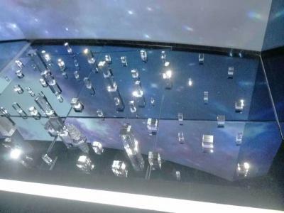 有機玻璃模型