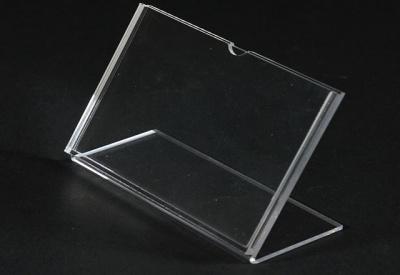 有機玻璃臺卡