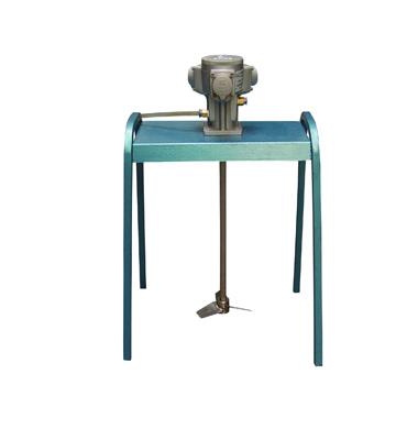 Four-legged Air Mixer