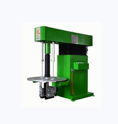 Fully pneumatic barrel washing machine (cylinder washing machine)