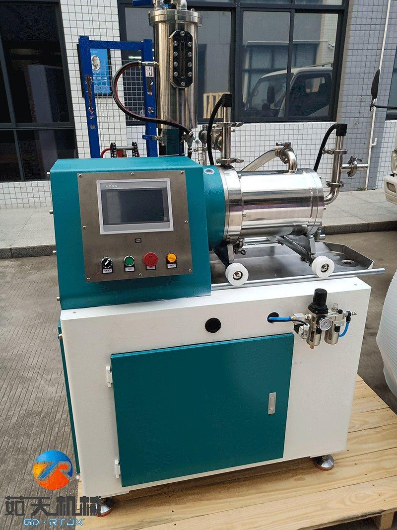 涡轮纳米卧式砂磨机