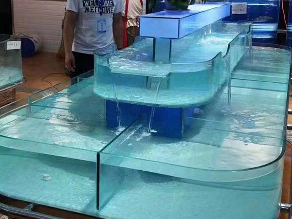 海鲜店海鲜池