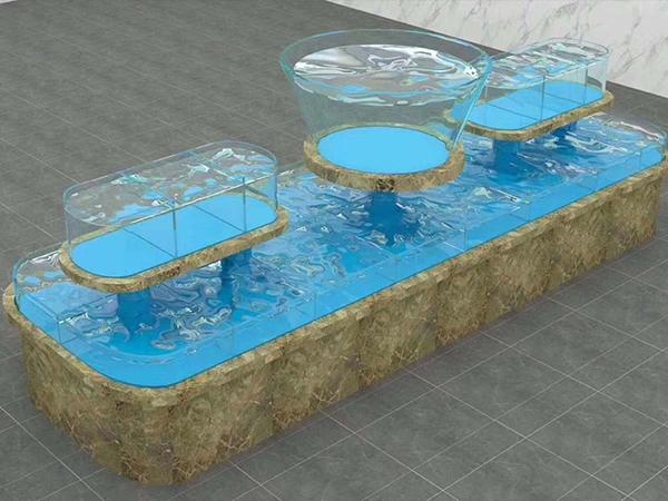 海鲜楼海鲜池