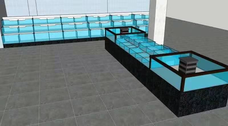 饭店海鲜池定制