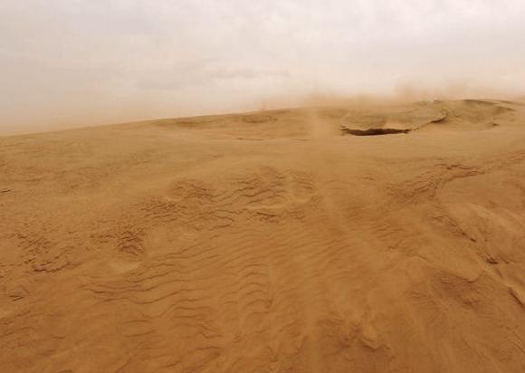 防风沙、高可靠|西北某部队项目