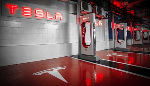 海外供应商|特斯拉超级充电站配电项目