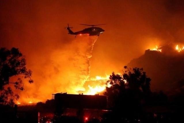 电气事故引发加州山火,据说这个...