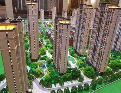 新疆房地产模型