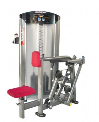 LK-9003-坐式背肌訓練器