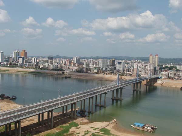 株洲湘江四桥(天元大桥)
