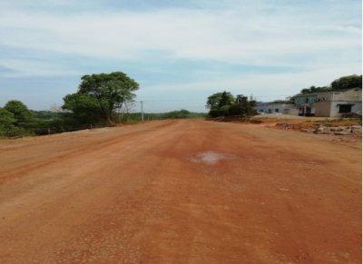 南拓线公路工程
