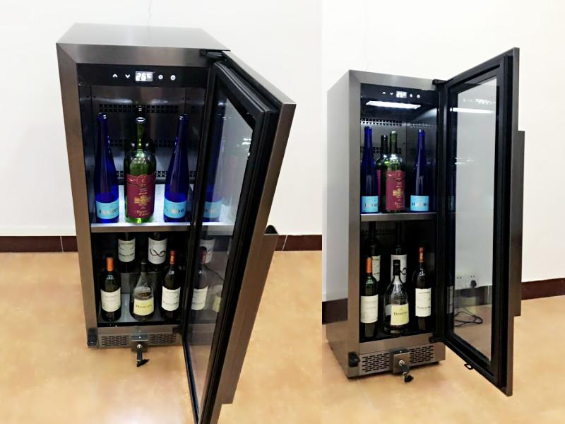 按尺寸定制中小型酒柜