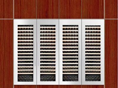 定制大型嵌入式酒柜2