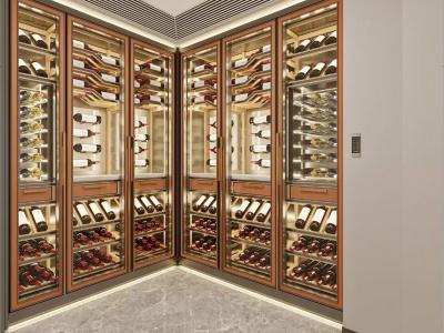家装定制红酒柜
