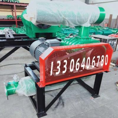 罗茨鼓风机HLSR100MJ密集型