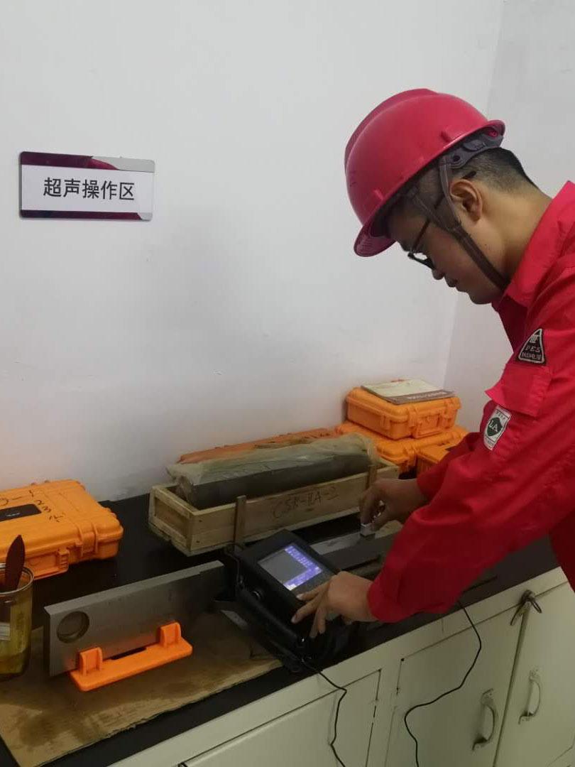 超声检测调试机器