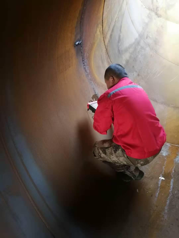山西运城脱硫脱硝项目检测