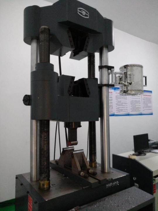 微机控制电液伺服万能试验机WAW-1000c