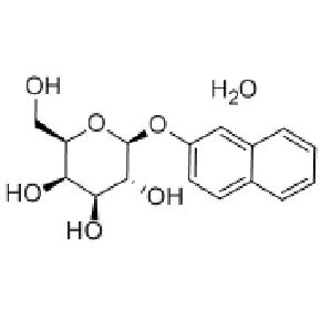 2-萘基-β-D-吡喃半乳糖苷-水合物