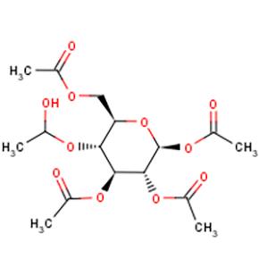 1,2,3,4,6-beta-D-葡萄糖五乙酸酯【604-69-3】