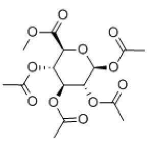 1,2,3,4-四-O-乙酰基-Β-D-葡萄糖醛酸甲酯【7355-18-2】