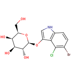 5-溴-4--氯-3-吲哚-β-D-半乳糖苷-X-GAL【7240-90-6】