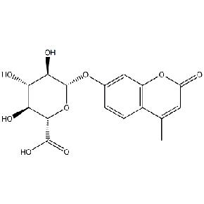 4-甲基伞型酮-β-D-葡糖苷酸