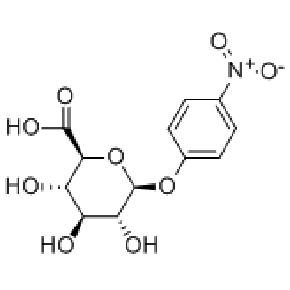 4-硝基苯-β-D-葡萄糖苷酸【10344-94-2】
