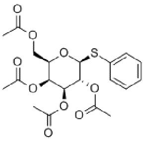 苯基(2,3,4,6-四-O-乙酰基-1-硫代-β-D-吡喃半乳糖苷)【24404-53-3】