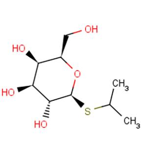 异丙基-beta-D-硫代半乳糖吡喃糖苷-IPTG【367-93-1】