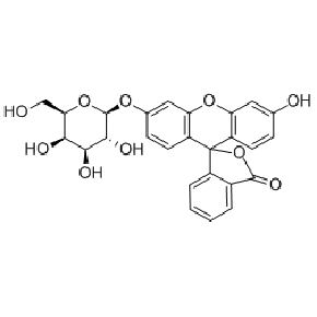 荧光素-β-D-吡喃半乳糖苷