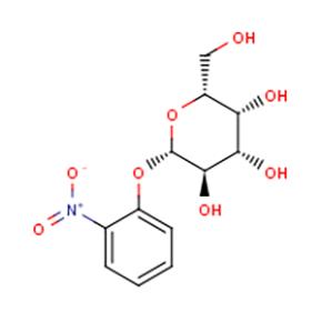 ONPG-邻硝基苯-β-D-半乳糖苷【369-07-3】