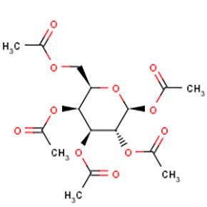 β-D-半乳糖五乙酸酯【4163-60-4】