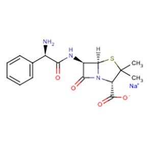 氨苄西林钠【69-52-3】