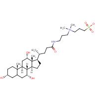 3-[3-(胆酰胺丙基)二甲氨基]丙磺酸内盐【75621-03-3】